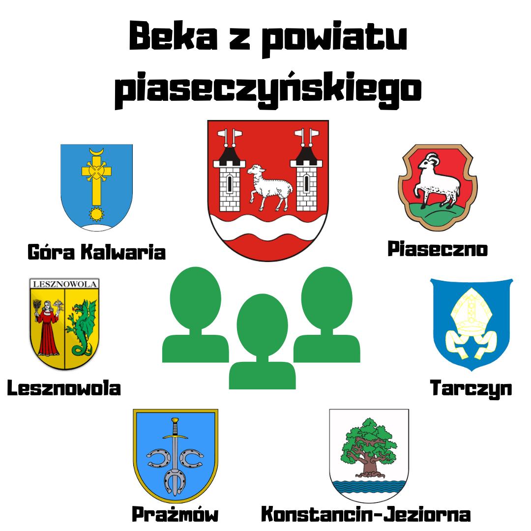 Beka z powiatu piaseczyńskiego